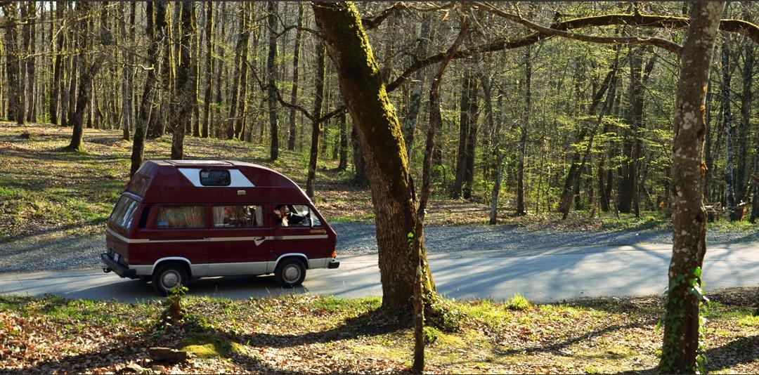 Bir karavan nasıl bir Eko-van'a dönüştürülebilir?