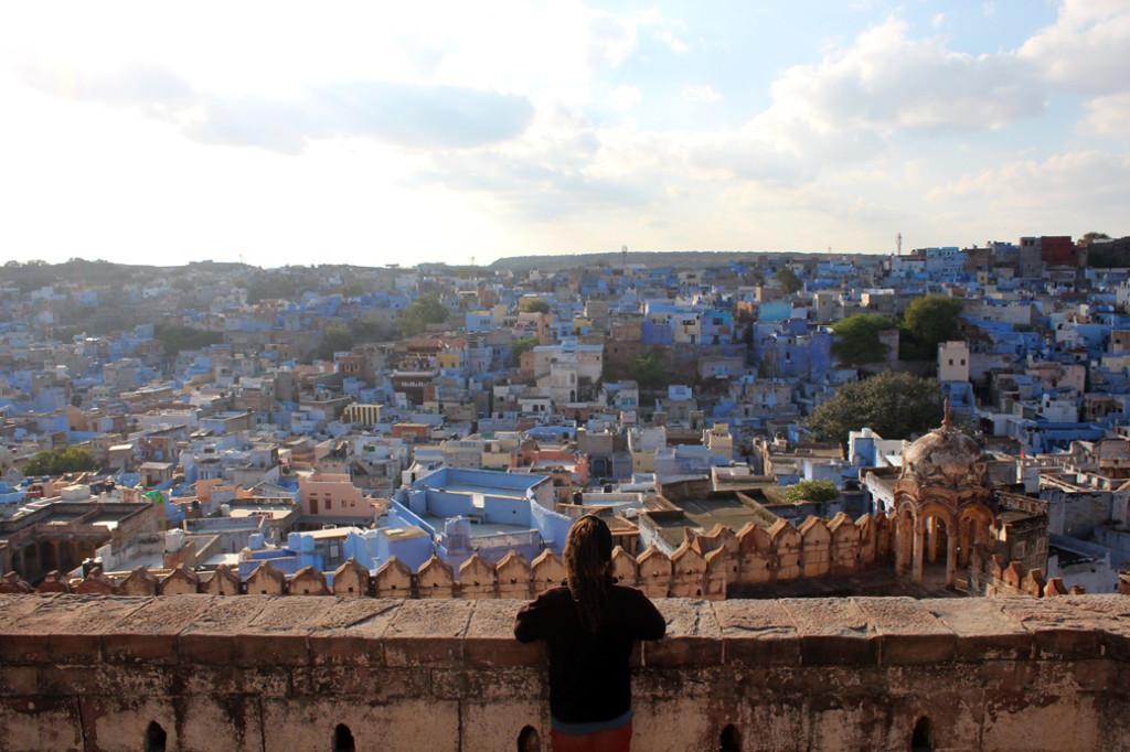 Mavi Şehir: Jodhpur