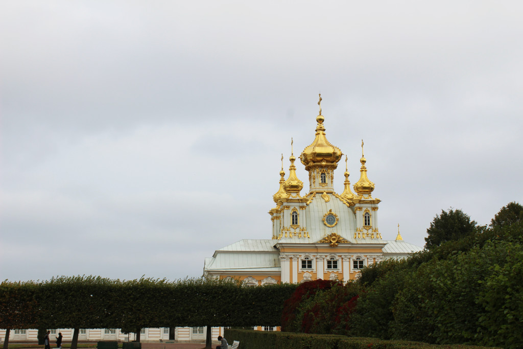 Petergof Sarayı