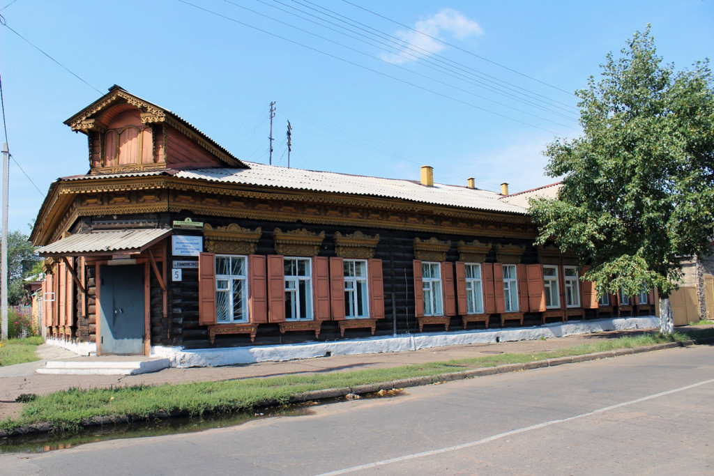 Traditional Russian architecture
