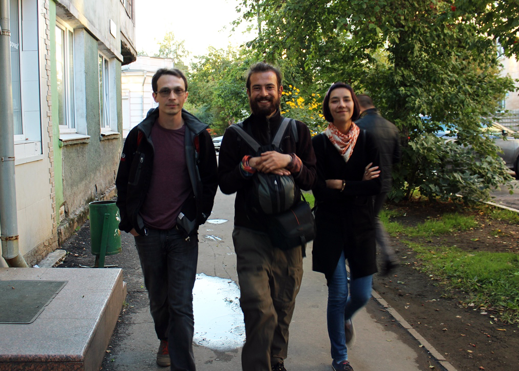 Vadim and Vera