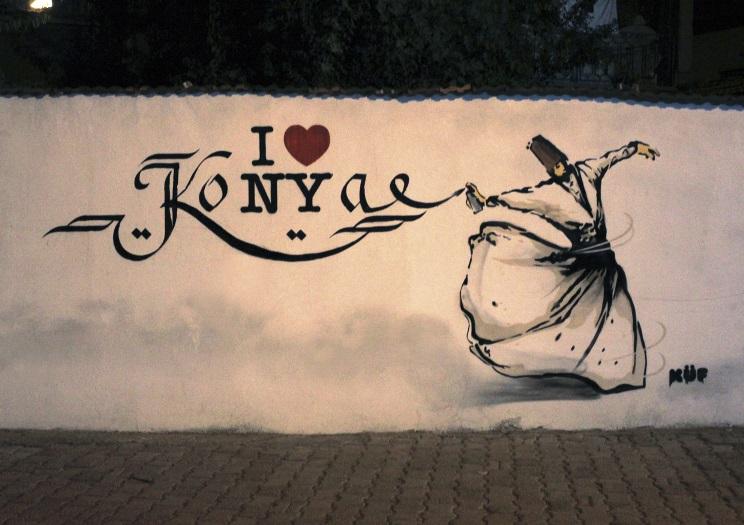 Konya'da Mistik Günler