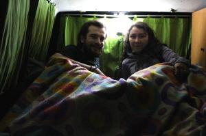 Murtaza'yla İlk Gecemiz