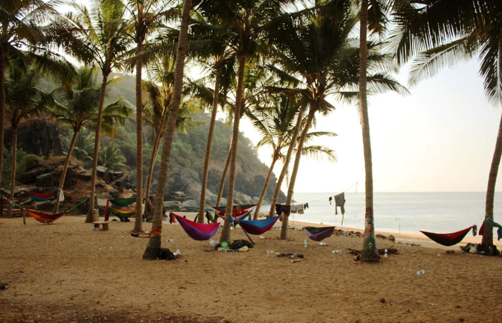 Paradise Beach'te Konaklama İmkanları