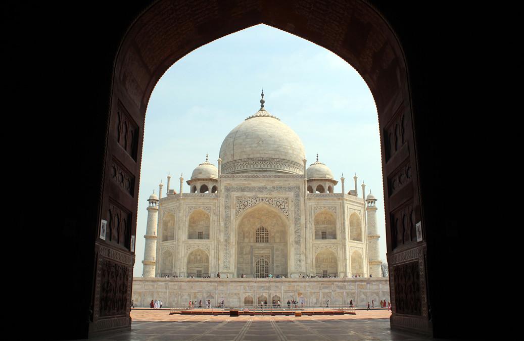 Kuzey Hindistan (Rajasthan ve Agra)