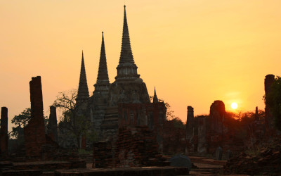 Tayland (Bangkok ve Kuzeyi)