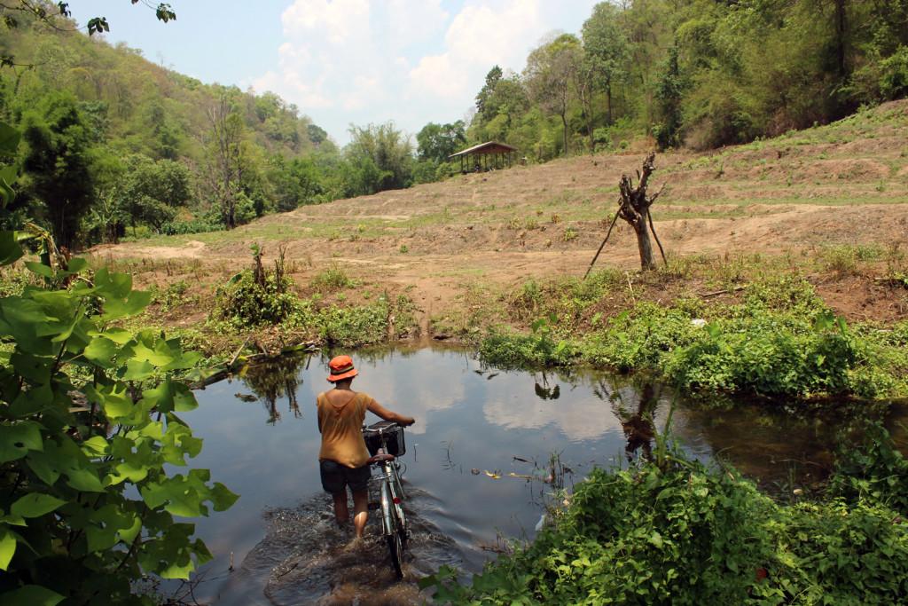 Pai'yi bisikletle keşfetmek